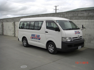 Xmas Functions - Hire a Mini Bus